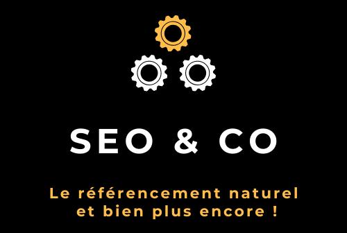 Logo SEO & CO, agence seo